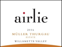 2016 Müller Thurgau