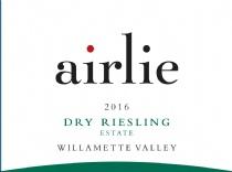 2016 Dry Riesling
