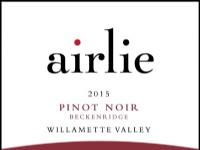 2015 BeckenRidge Pinot Noir