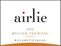 Case 2016 Muller Thurgau (12 Bottles)