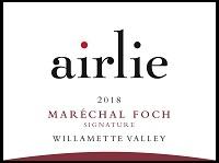 2018 Maréchal Foch - Signature