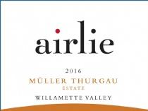 2016 Muller Thurgau