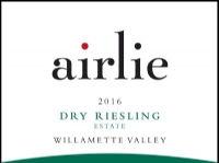 Case 2016 Dry Riesling (12 Bottles)