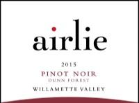 2015 Dunn Forest Pinot Noir