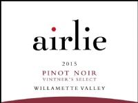 2015 Vintner's Select Pinot Noir