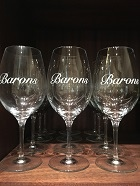Barons Wine Glass
