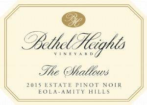 2015 Pinot Noir The Shallows 1.5L