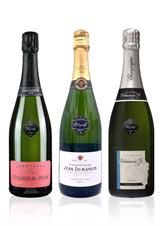 Graduation Champagne 3 pack