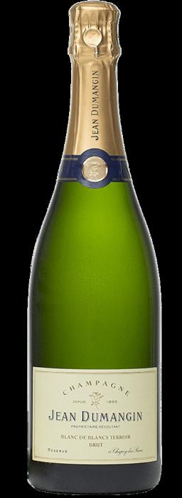 Champagne - Jean Dumangin - Reserve Blanc de Blancs