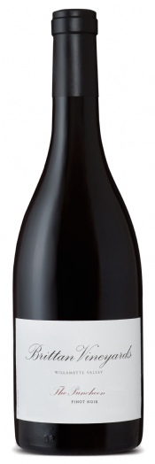 2014 Brittan Vineyards Pinot Noir Puncheon