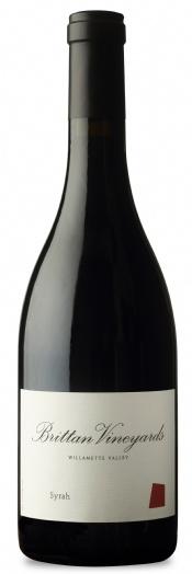2014 Brittan Vineyards Syrah 1.5L