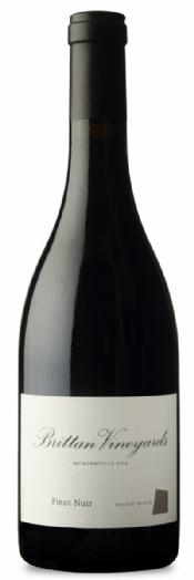 2017 Brittan Vineyards Pinot Noir Basalt Block