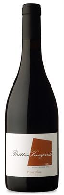 2018 Brittan Vineyards Pinot Noir Estate