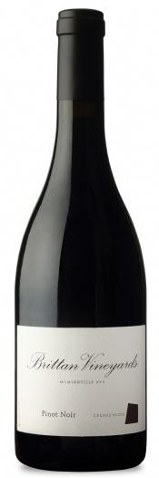 2016 Brittan Vineyards Pinot Noir Cygnus Block 1.5L