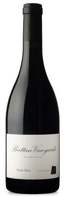 2017 Brittan Vineyards Pinot Noir Cygnus Block