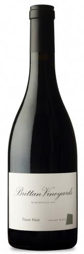 2017 Brittan Vineyards Pinot Noir Gestalt Block