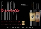 BLACK FRIDAY LIBRARY WINE - Case of 2016 Zinfandel