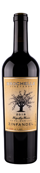 2018 Ridge Top Reserve Zinfandel