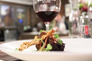A Winemaker's Pop-Up Dinner with Chef Aaron Tekulve