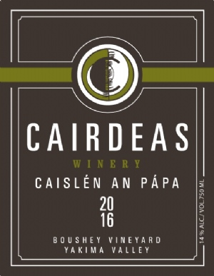 2016 Caislén an Papa - Red Wine Blend - 14% Alc./Vol.