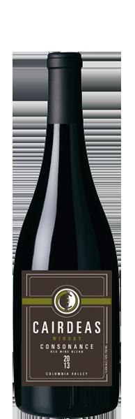 2013 Consonance - Red Wine Blend - 14.6% alc./vol.