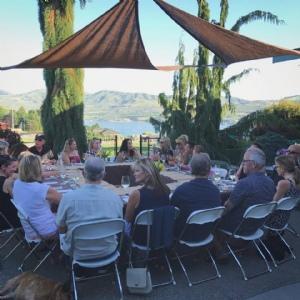 Winemaker's Pop-Up Dinner with Chef Aaron Tekulve