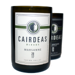 Cairdeas Wine Bottle Candle