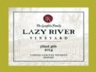 2016 Lazy River Pinot Gris