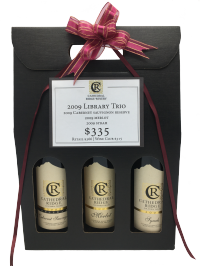 2009 Library Trio 3PK 2019