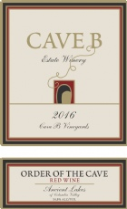 2016 Order of the Cave