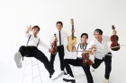 Villalobos Brothers Concert tickets-Ages 6-12 years
