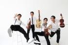 Villalobos Brothers Concert tickets-Wine Club Member Pricing