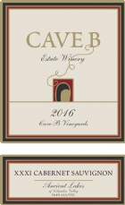 2016 XXXI Cabernet Sauvignon