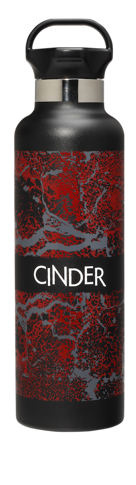 Refillable Cinder Flask