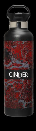 Refillable Cinder Flask