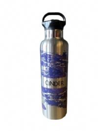 Cinder Refillable Wine Flask