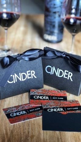 Cinder Gift Card ($25)