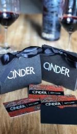 Cinder Gift Card ($200)