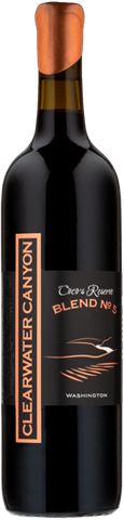 2016 Coco's Reserve Blend No.5