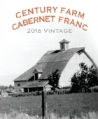 2016 Century Farm Cabernet franc