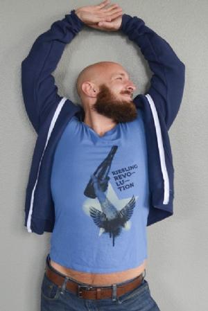 Riesling Revolution T-Shirt- Mens