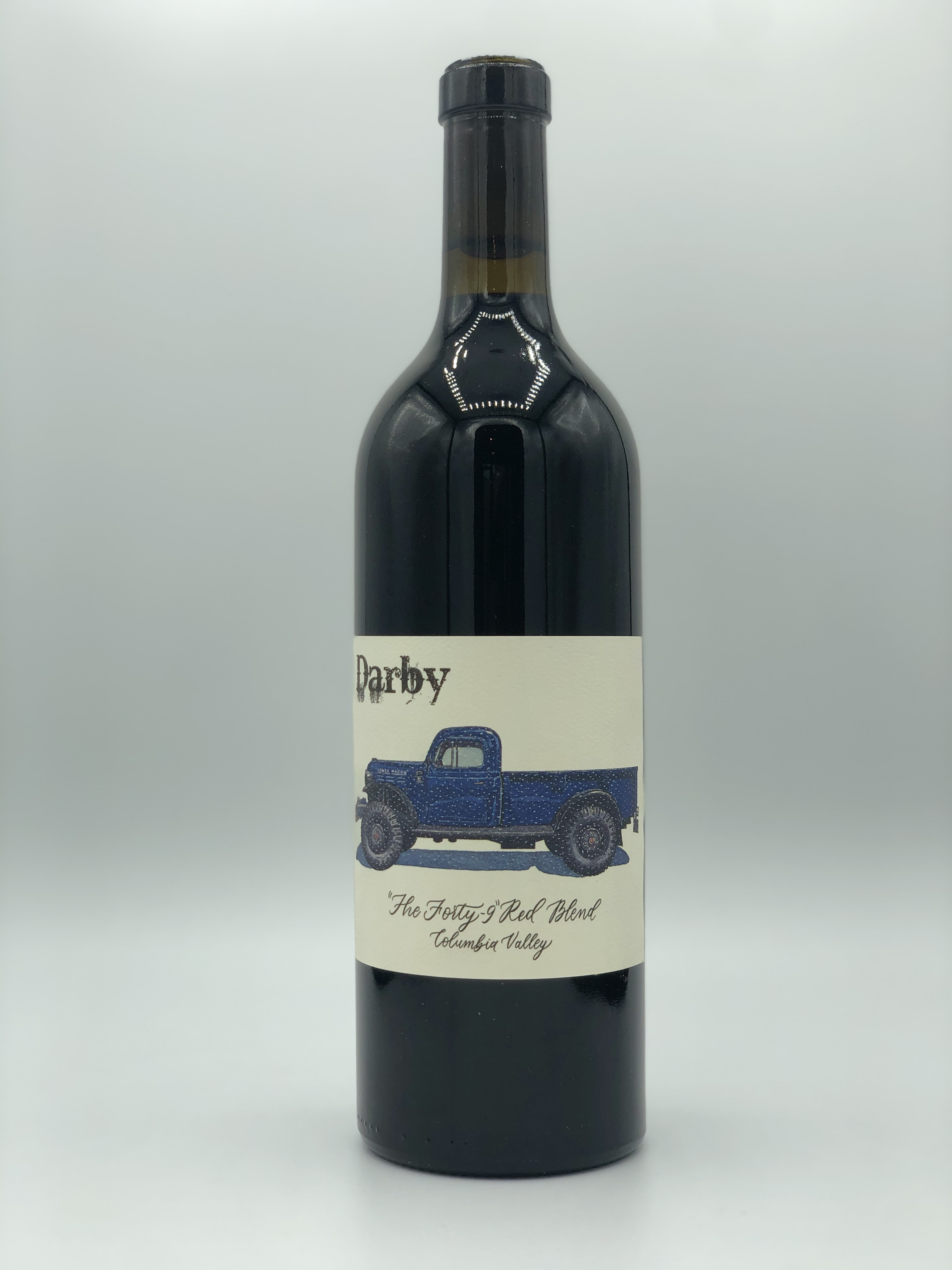 The Forty-9 Red Blend