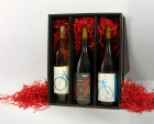 Bicycle built for three gift set