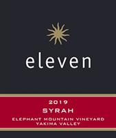 2019 Syrah - Elephant Mountain Vineyard