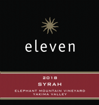 2018 Syrah - Elephant Mountain Vineyard
