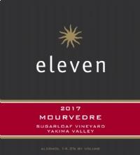 2017 Mourvedre - Sugarloaf Vineyard