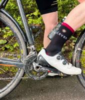Eleven logo socks