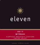 2017 Syrah - Elephant Mountain Vineyard