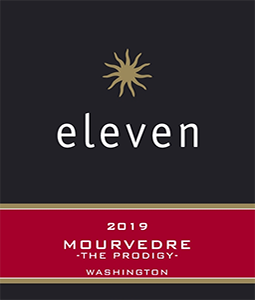 2019 Mourvedre - The Prodigy