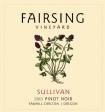 2013 Pinot noir Sullivan 1.5
